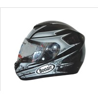Full Face Motocycle Helmet (BA-204-6)