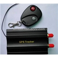 GPS Tracker with Car Power Off Alarm