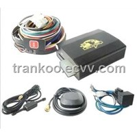 GSM/GPRS/GPS Vehicle Tracker (TK103-2)