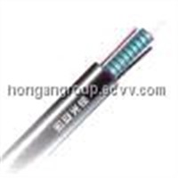 Light-Armored Outddoor Optical Cable/Optic Fiber Cable (GYXTW)