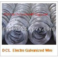 Galvanized Steel Wire with Big Coil