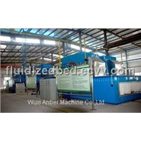 Guardrail Fence Powder Coating Line