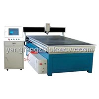 CNC Marble Router with Rotary (HD-1218)