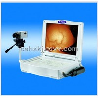 Hand-held infrared mammary scanner