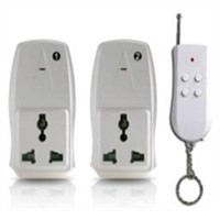 Home Wirelss Electricity Power Supply Remote Control Switch from China manufacturer