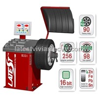 Italy Fasep B331 Digital Wheel Balancer (Adcanced Functions with Economic Price)