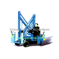 JTZ-8 Self-propelled Articulated Boom Lift (Diesel Engine)