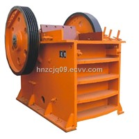 China New Technology Jaw Crusher With High Honor