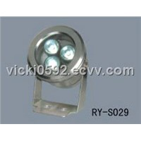 LED Aluminium spot light RYS-LS-D3W-W029