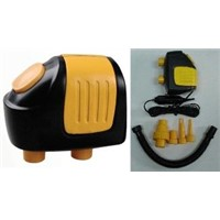 China Manufactuer Of Portable Mini Air Inflator And Deflator With Quick Speed And Low Noise