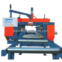 Movable Gantry Type CNC Beams Drill Line