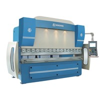 NC Frame Cold Bending Machine