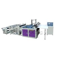 Non-Woven Fabric Sheet Cutting Machine
