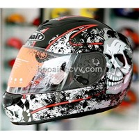 Open Face Motocycle Helmet