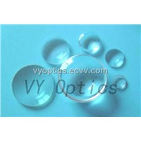 Optical BK7 glass plano convex spherical lens