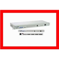 PDH Fiber Optic Multiplexer Fibre to 16 E1:PDH-16