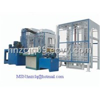 Paver brick making machine