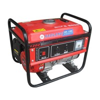 Portable power gasoline generator with popluar apparence