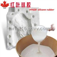 Produce Liquid Silastic for Molding Gypsum Proudcts