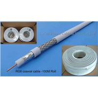 75oHMS Cable / RG6 TV Cable
