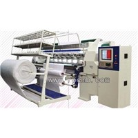 RPQ Multi needle shuttle quilting machinery