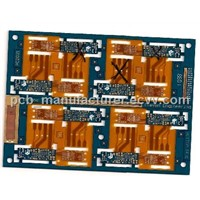 Rigid-flex PCB, FPCB,printed circuits board, PCB, China PCB supplier---Hitech Circuits Co Limited