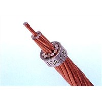 STRANDED COPPER PLATED STEEL GROUNDING WIRES/COMPOSITE STRANDS