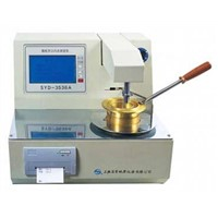 Automatic Cleveland Open Cup Flash Point Tester (SYD-3536A)