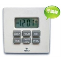 Smart Digital Electricity Power Supply Timer Switch from China manufacturer