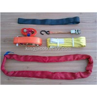 Down Strap Ratchet Strap Cargo Lashing