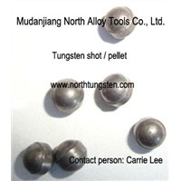 Tungsten shot/ pellet