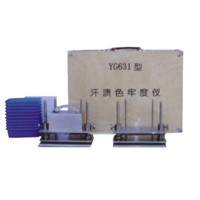 Type YG631 Fastness to Perspiration Tester