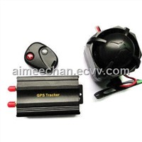 Vehicle GPS Tracker with ACC,Door,Sensor Alarm