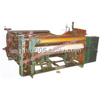 WJ130/5 Wire weaving machine