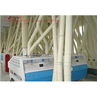 Wheat Flour Mill Equipment, Food Processing Machinery, Flour Mills