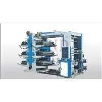 YT-6600/6800/61000/61300 Six -Colour Flexible Printing Machine
