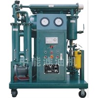 ZY Series single-stage highly vacuum insulating oil purifier/oil recycling system