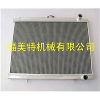 All Aluminum Motorcycle Radiator