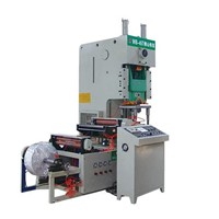 aluminium foil container making machine CTJF-40T