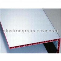 aluminum plastic corrugated panel