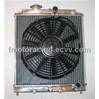 Aluminum Radiator for Racing Car / Motocycle