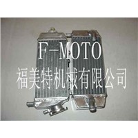 Aluminum Radiator for Racing Car