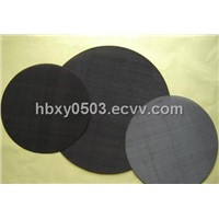 Black Wire Mesh / Cloth