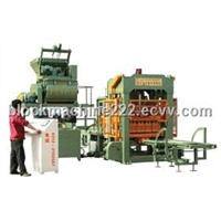 block machine,automatic block making machine