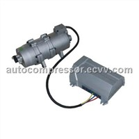 Brushless DC Electric A/C Compressor