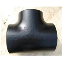 carbon steel pipe fittings and tees