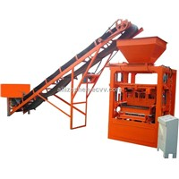 Cement Block Machine / Manual Brick Machine