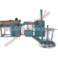 china export  Semi-automatic Diamond Wire Mesh (Chain Link Fence) Machine