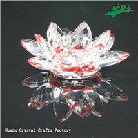 crystal flower candlestick HD-F011