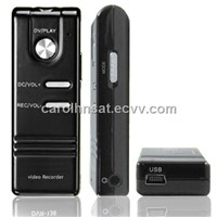 Digital Voice Recorder with Compact Size & Mini DV